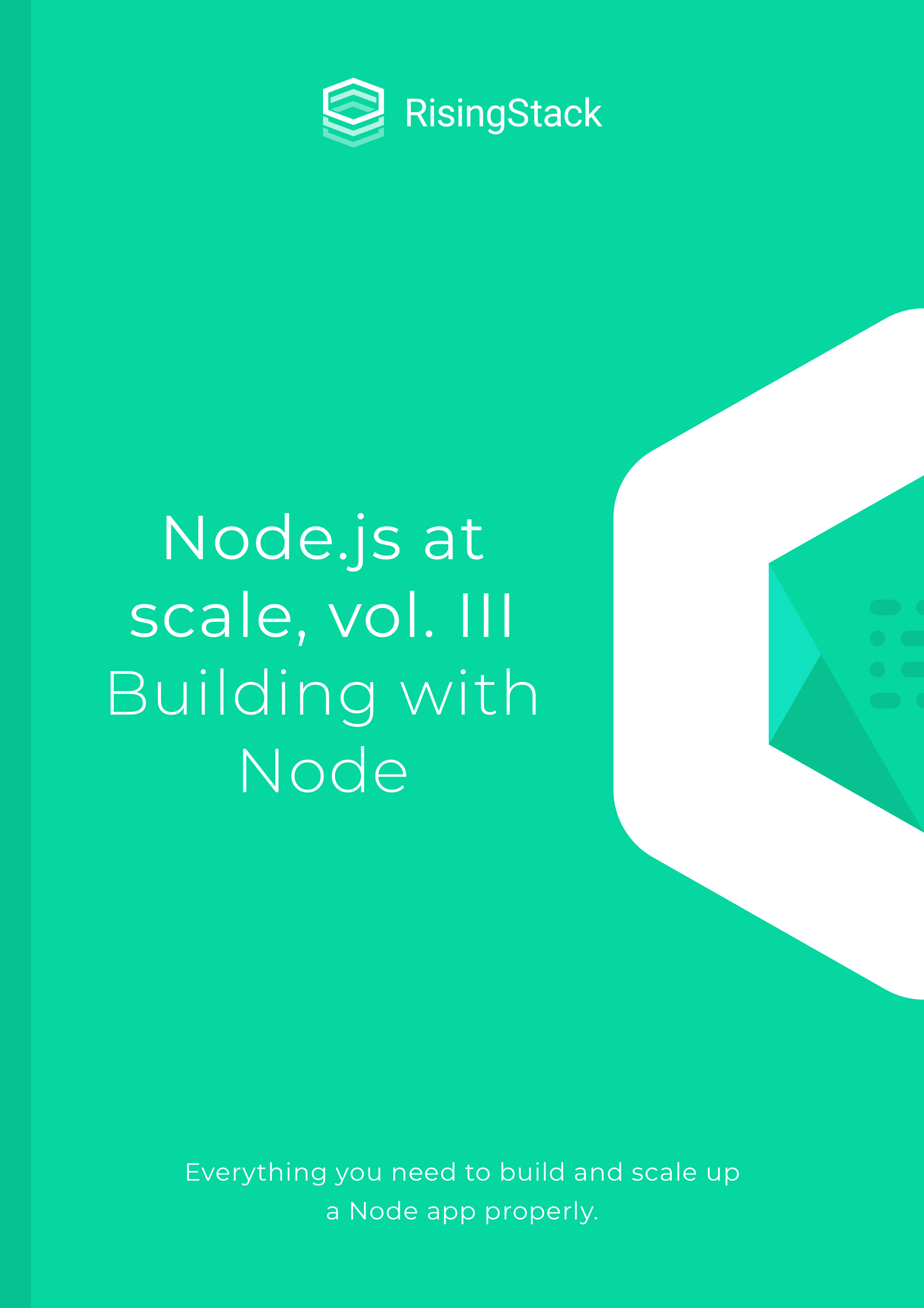 building with node book cover